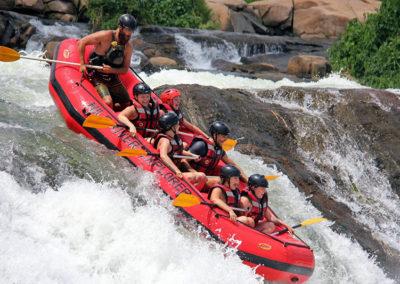 Try Medics River Rafting