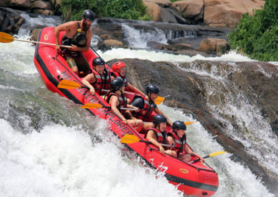 Try Medics River Rafting
